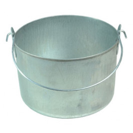 Paint Kettle Galvanised
