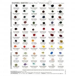 Daniel Smith 88 Try it dot Card