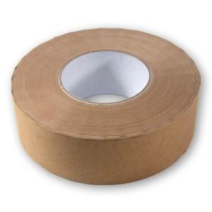 Brown Paper Gum Strip Tape 50 mm x 200 m (Gum Side In)