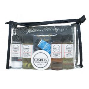 Gamblin Medium Set