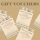 Russell & Chapple Gift Voucher - Physical