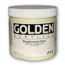 Golden Phosphorescent Medium