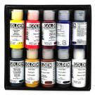 Golden Professional Fluid Acrylic Set of 10 x 30ml
