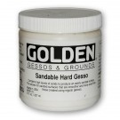 Golden Hard Sandable Gesso