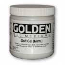 Golden Soft Gel - Gloss, Satin, Matte
