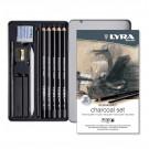 Lyra Rembrandt Charcoal Set