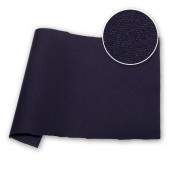 Dyed Cotton Duck Showerproof Finish 12oz 36 in / 91 cm Prussian Blue - While stocks last