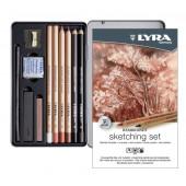 Lyra Rembrandt Sketching Set of 11
