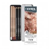 Lyra Rembrandt Sketching Set of 6