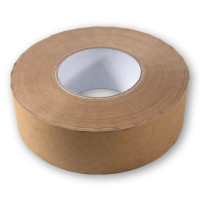 Brown Paper Gum Strip Tape 50 mm x 200 m (Gum Side In)