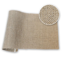 Medium Coarse Grained Linen 118 in / 300cm 350 gsm