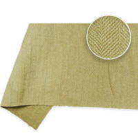 Herringbone Twill Linen 535gsm Natural