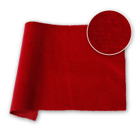 Cotton Velvet Velour DFR Wine 48 in / 122 cm