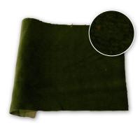 Cotton Velvet Velour DFR Sage 48 in / 122 cm
