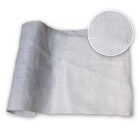 Optical White Garment Linen 54in / 137 cm 200 gsm 100% Linen