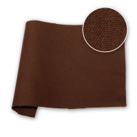 Dyed Cotton Duck Showerproof Finish 12oz 36 in / 91 cm Brown