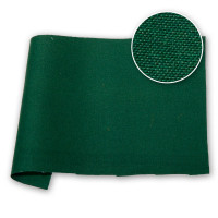 Dyed Cotton Duck Showerproof Finish 12oz 36 in / 91 cm Dark Green