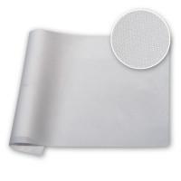 White 4 oz PU Coated Nylon 59 in / 150 cm