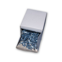 "Zinc Plated Cut Tacks 15mm / 5/8"" 500g"