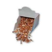 """Copper Cut Tacks 13mm / 1/2"""" 250g"""