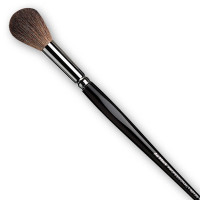 Da Vinci Makeup Brush Blusher Round Brown Chinese Mountain Goat Series 90230