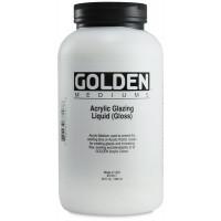 Golden Glazing Medium Gloss & Satin