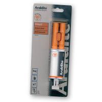 Araldite Instant Clear Adhesive 24ml Syringe