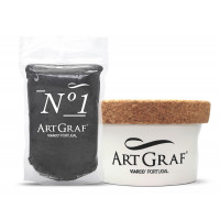 ArtGraf Drawing Putty No.1 - 450g (Ceramic Jar)