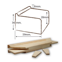 Exhibition Stretcher Bars A Sizes