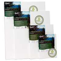Fredrix Belgian Linen Paint Board - While Stocks Last
