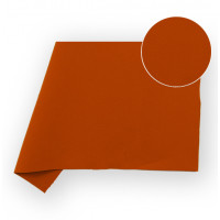 Dyed Cotton Duck Showerproof Finish 12oz 36 in / 91 cm Burnt Orange