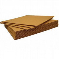 Corrugated Card Sheet 914 x 1067mm