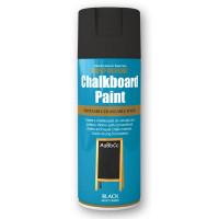 Rustoleum 400ml Areosol Chalkboard Paint Black Matt