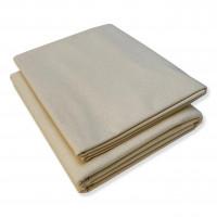 Unprimed Cotton Duck 72in Folded Blankets