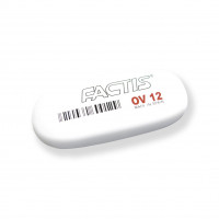 Factis Eraser Synthetic Extra Soft Oval