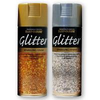 Rustoleum Glitter