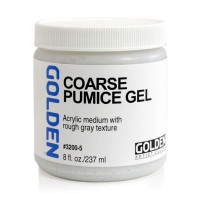 Golden Pumice Coarse Gel