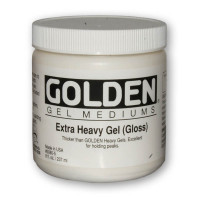 Golden Extra Heavy Gel - Gloss, Satin, Matte