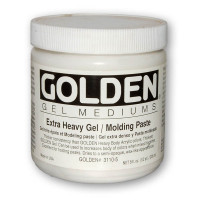 Golden Extra Heavy Gel / Molding Paste