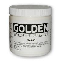 Golden Gesso