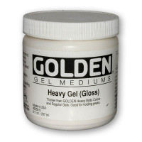 Golden Heavy Gel - Gloss, Satin, Matte