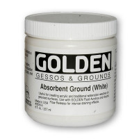 Golden White Absorbent Ground