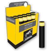 Nitram Charcoal Soft Large 25mm
