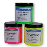 UV Reactive Pigments 100 grams