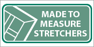 Made to measure stretchers